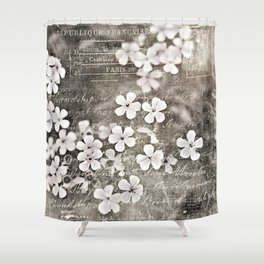 object of my affection Shower Curtain