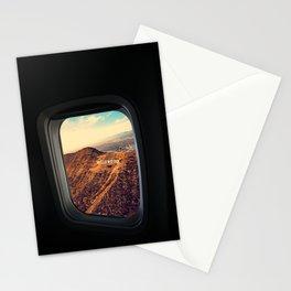 Bye bye american dream Stationery Cards