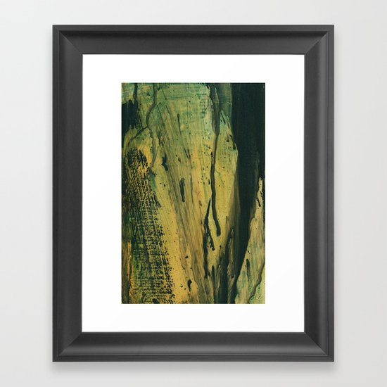 Abstractions Series 002 Framed Art Print