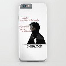 Sherlock: The Side  of Angels Slim Case iPhone 6s