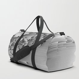 Japanese Glitch Art No.2 Duffle Bag