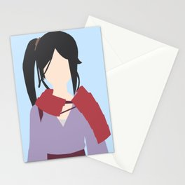 Yamato Mikoto (Is It Wrong to Try to Pick Up Girls in a Dungeon?) Stationery Cards