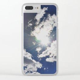 SKY 3 Clear iPhone Case