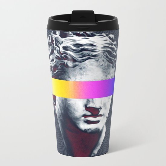 Bores Metal Travel Mug