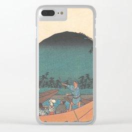 Kambara Clear iPhone Case