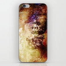 In autumn mood... iPhone & iPod Skin