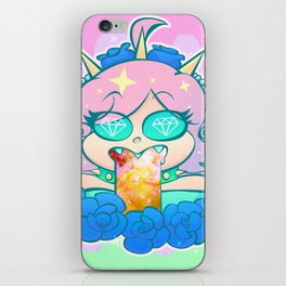 follo 4 more ~*pastel goth*~ iPhone Skin