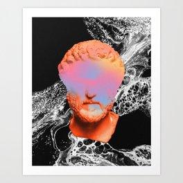 Zar Art Print