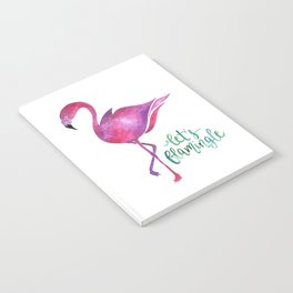 Let's Flamingle! —Version 1 Notebook