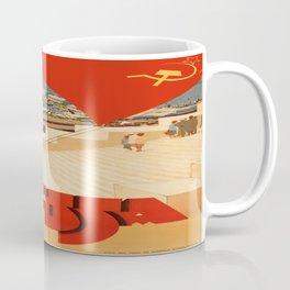 Vintage poster - Odessa Coffee Mug