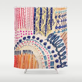 Shakti Shower Curtain
