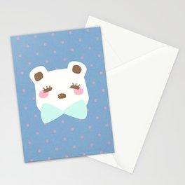 A little bear Stationery Cards
