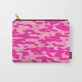 Pink Camo Carry-All Pouch