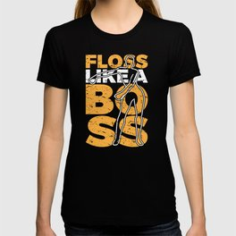 Floss Like a Boss Gift for School Kids, Youth for School, Dance or Party T-shirt