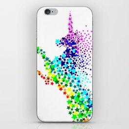 Unicorn - Licorne - Unicornio - Einhorn 02 iPhone Skin