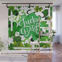 Lucky Charm Wall Mural