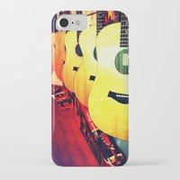 nashville iPhone & iPod Cases featuring Nashville by bobbierachelle