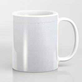 Snow Glitter Coffee Mug