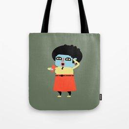 Doris (Alt) Tote Bag