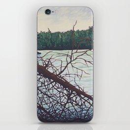 Raven Lake, Algonquin Park iPhone Skin