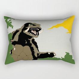 Gamera: Guardian of the Universe Rectangular Pillow