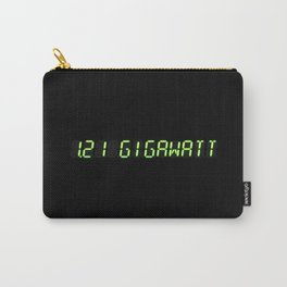 1.21 Gigawatt - Back to the future Carry-All Pouch