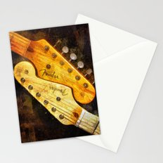 YinYang Strat Stationery Cards