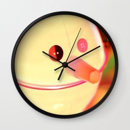 Captain Funnel Wall Clock