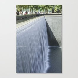 National September 11 Memorial Canvas Print