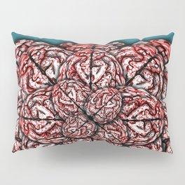 Brain Flower Pillow Sham