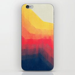 Sounds Of Distance iPhone Skin
