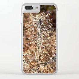 Tine Clear iPhone Case