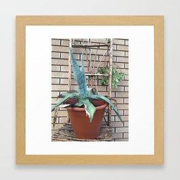 #9 Framed Art Print