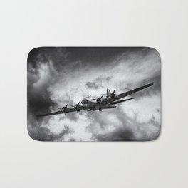Through The Clouds Bath Mat