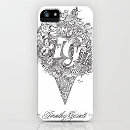 TG - Cone iPhone Case