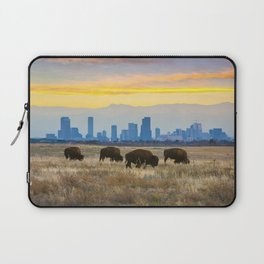 City Buffalo Laptop Sleeve