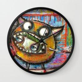 We Want A Real Bird Wall Clock
