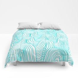 vagues Comforters