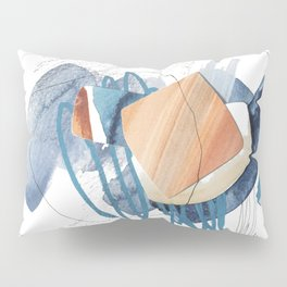 Currents #1 Pillow Sham