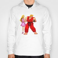 barbie Hoodies featuring Barbie & Ken. by Sam Pea