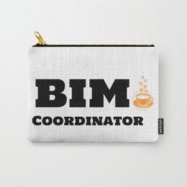 BIM Coordinator & Caffeine Carry-All Pouch