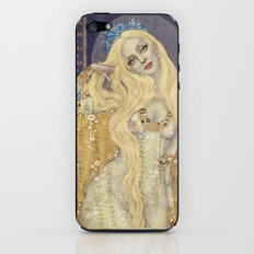 Golden Gown iPhone & iPod Skin