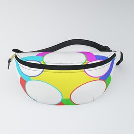 Atoms Fanny Pack