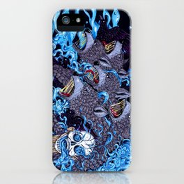 The Cleansing iPhone Case