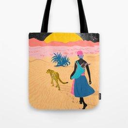 Desert_ Tote Bag