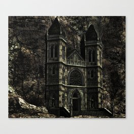 Forsaken Canvas Print