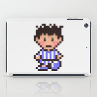 earthbound iPad Cases featuring Ness (Pajamas) - Earthbound / Mother 2 by Studio Momo╰༼ ಠ益ಠ ༽