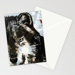 Afraid? Stationery Cards