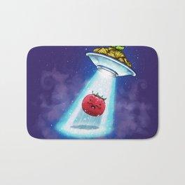UFO Spaghetti Dreams Bath Mat