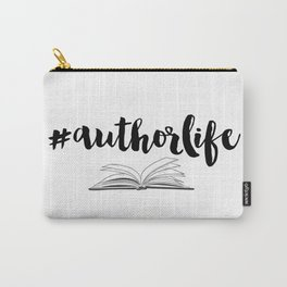 #authorlife Carry-All Pouch